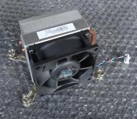 HP ProDesk 400 G1 SFF 730366-001 Processor Heatsink & Fan | 4-Pin / 4-Wire