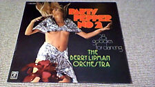 BERRY LIPMAN PARTY PEPPER No. 2 1st EMI Columbia GER LP 1972 Jazz Scat Funk