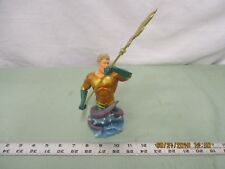 #0640 of 3000 Heroes Of The DC Direct Universe Aquaman Bust Carlos Pacheco 2009