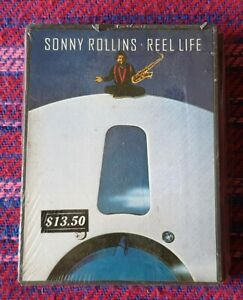Sonny Rollins ~ Reel Life ( Malaysia Press ) Cassette