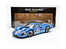 SHELBY COLLECTIBLES - 1/18 - FORD GT 40 MK IV - LE MANS 1967 - SHELBY426