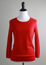 TALBOTS NWT $149 Super Soft Knit 100% Pure Cashmere Sweater Top Size XS