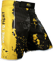 Tigon MMA Fight Shorts UFC Grappling Short Boxing Kick Muay Thai Martial Arts