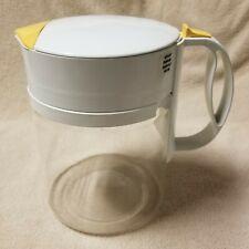 BUNN EASY TEA PITCHER BET 3 Quart Glass Ice Iced Replacement Decanter Pot EUC