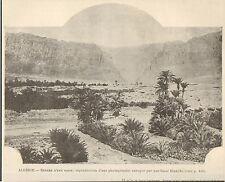 Algeria sahara desert entree oasis image 1901