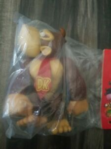 """Super Mario Bros 6"""" Large Action Figure DONKEY KONG Kids Toy Action Figure Gift"""
