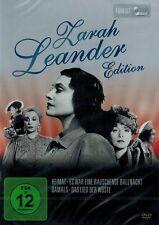 DVD-BOX NEU/OVP - Zarah Leander Edition - 4 Spielfilme - Heimat u.a.