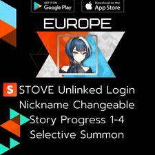 [Europe] Cerise | Epic Seven Epic 7 Name Change Starter Account