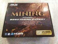 ASUS B250 Mining Expert mining Motherboard 18x PCIe x1