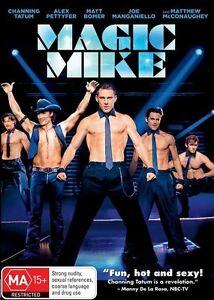 MAGIC MIKE DVD   ( REG 4 )