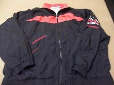 RARE VTG LE COQ SPORTIFF WINDBREAKER ROOSTER CREST JACKET SIZE LARGE LOOK