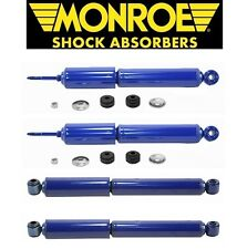 Monroe Matic Plus Front & Rear Shocks Struts Ford F-150 90-96 4X4