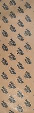 Mob Single Sheet 10x33 Clear Skateboard Griptape