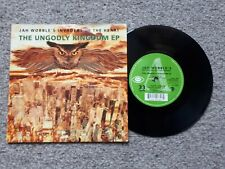 Jah Wobble's Invaders of the Heart Ungodly Kingdom EP 7""