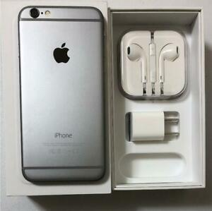 Iphone6 64Gb Softbank Space Gray Postage Included