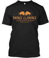 Duke And Funky - & Commodities Brokers Philadelphia Hanes Tagless Tee T-Shirt