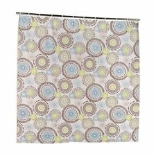 Carnation Home Fashions Contemporary Shower Curtains