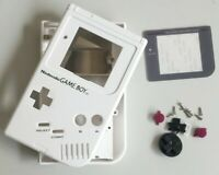 White Housing Shell Case Cover Tool Kit For Nintendo Gameboy Classic GB Console