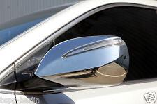 Accesorio para Hyundai Santa Fe 12-14 Tapas de Retrovisores Cromo Spiegelblenden