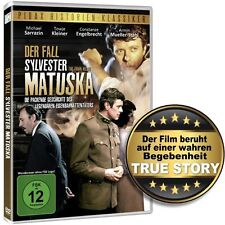 DVD: Der Fall Sylvester Matuska (3 Eisenbahnattentate 1931); Armin Mueller-Stahl