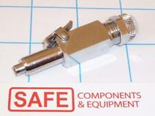 """3/8"""" Poly-Flo Coupler Insert w Shutoff 294PMD06 Imperial Eastman Brass QTY-1 C31"""