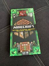 Minecraft Kartenspiel 2-4 Spieler 8+ Neu