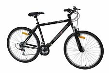 """NEW NORTH GEAR RXT MENS ADULTS 19""""/26"""" MOUNTAIN BIKE WITH 18 SPEED SHIMANO GEARS"""