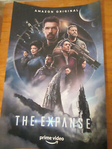 """NYCC 2019 THE EXPANSE 11""""x17"""" Sci Fi TV SERIES POSTER PRINT Amazon season 4"""