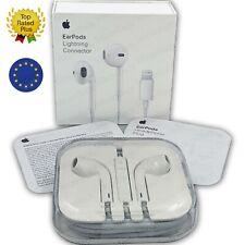 Genuine EarPods Lightning Connector Headphones Headset Original iPhone 8 7 Plus