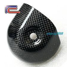 RC Carbon Fiber Right Side Exhaust Valve Guard DUCATI Monster 1100 S 796 795