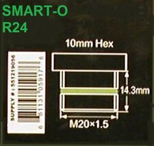 R24 SMART-O Oil Drain Plug M20 x 1.50 10mm HEX Sump Plug NEW FAST SHIPPING