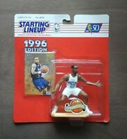1996 Kenner Starting Lineup Damon Stoudamire Rookie Action Figure & Trading Card