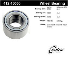 Wheel Bearing-AWD Front,Rear Centric 412.45000