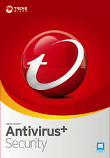 Trend Micro Antivirus Plus Security 2020 1 Year 1 Pc EU Key Instant Delivery