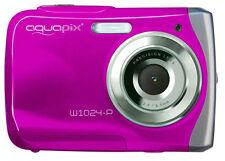 AQUAPIX W1024 Splash Digitalkamera Pink (HCH370)
