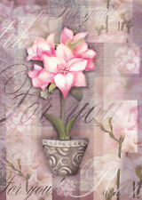 BEAUTIFUL RUSTIC FLORAL CANVAS PICTURE #44 STUNNING SHABBY CHIC FLOWERS CANVAS.