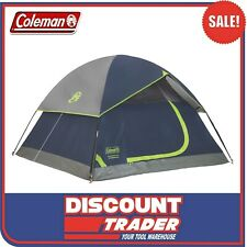 Coleman SUNDOME® 4P 4 Person Outdoor Camping, Hiking, Beach Tent - 1389686