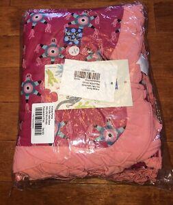 Kickee Pants Rhododendron Pinata Ruffle Toddler Blanket New Priority Shipping