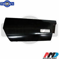 1970 Dodge Charger Lower Quarter Panel Patch Skin Rear LH - AMD