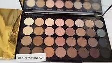Revolution Makeup 32 Shade Powder Eyeshadow  Palette  Beyond Flawless 1st P&P
