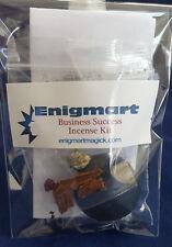 Business Success Magickal Incense Kit - Draw Success to your business MAGICK