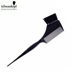 schwarzkopf professional color brush comb salon tool hair coloring tint dye