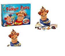 Mr Funny Face Family Game Family Board Game Birthday Christmas Age 4+ Family Fun