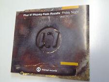Phat N Phunky feat Rozalla Friday Night CD Single - incls K Klass mixes