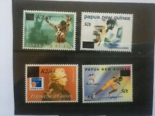 Papua New Guinea Various overprints MNH