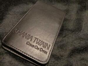 Shania Twain *Embossed Come On Over Notepad Holder!