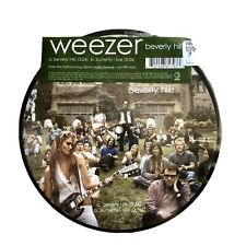 "WEEZER - BEVERLEY HILLS 7"" RECORD PICTURE DISC"