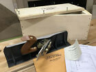 Lie Nielsen No.51 Shooting Board Plane with Original Box & Papers, EXC - No Res!