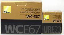 Nikon WC-E67 inkl. UR-E20 Weitwinkelvorsatz für P 5000