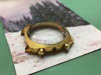 boite  cassa  case  38mm   chronograph valjoux 7750